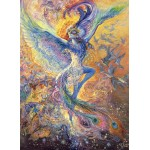 Puzzle  Grafika-Kids-01556 Josephine Wall - Blue Bird