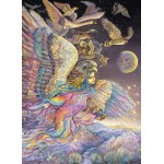 Puzzle  Grafika-Kids-01571 Josephine Wall - Ariel's Flight