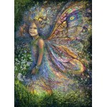 Puzzle  Grafika-Kids-01587 Josephine Wall - The Wood Fairy