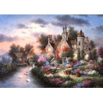 Puzzle  Grafika-Kids-01878 Dennis Lewan - Mill Creek Manor