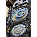 Puzzle  Grafika-Kids-01962 Horloge Astronomique, Prague