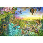 Puzzle  Grafika-Kids-01964 Josephine Wall - Daydreaming