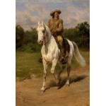 Puzzle  Grafika-00102 Rosa Bonheur : Colonel William F. Cody (Buffalo Bill), 1889