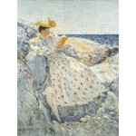 Puzzle  Grafika-00279 Childe Hassam : Summer Sunlight, 1892