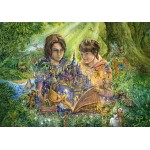 Puzzle  Grafika-02322 Josephine Wall - Magical Storybook