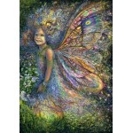 Puzzle  Grafika-02358 Josephine Wall - The Wood Fairy