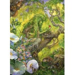 Puzzle  Grafika-02628 Josephine Wall - Forest Protector