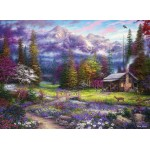 Puzzle   Chuck Pinson - Inspiration of Spring Meadows