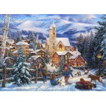 Puzzle   Chuck Pinson - Sledding To Town