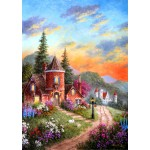 Puzzle   Dennis Lewan - Castle Ridge Manor
