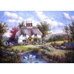 Puzzle   Dennis Lewan - Swan Creek Cottage