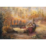 Puzzle   Josephine Wall - Dreams of Camelot