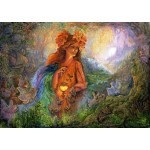Puzzle   Josephine Wall - Lighting the Way