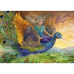 Puzzle   Josephine Wall - Peacock Princess