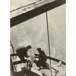 Puzzle   Lewis W. Hine : Empire State Building, New York, 1931