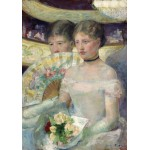 Puzzle   Mary Cassatt : The Loge, 1882