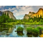 Puzzle   Parc National de Yosemite, Californie, Etats-Unis