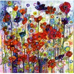 Puzzle   Sally Rich - Poppies