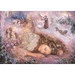 Puzzle  Grafika-T-00024 Winter Dreaming