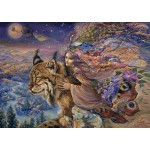 Puzzle  Grafika-T-00025 Flight of the Lynx