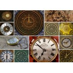 Puzzle  Grafika-T-00136 Collage - Horloges