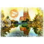 Puzzle  Grafika-T-00196 Travel around the World - Espagne
