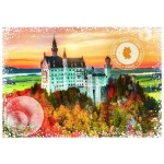 Puzzle  Grafika-T-00200 Travel around the World - Allemagne