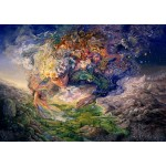 Puzzle  Grafika-T-00298 Josephine Wall - Breath of Gaia