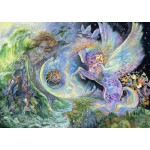 Puzzle  Grafika-T-00304 Josephine Wall - Magical Meeting