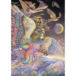 Puzzle  Grafika-T-00329 Josephine Wall - Ariel's Flight