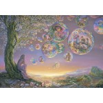 Puzzle  Grafika-T-00345 Josephine Wall - Bubble Tree