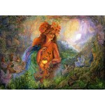 Puzzle  Grafika-T-00369 Josephine Wall - Lighting the Way