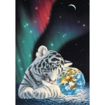 Puzzle  Grafika-T-00401 Schim Schimmel - Earth Light