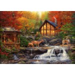 Puzzle  Grafika-T-00735 Chuck Pinson - The Colors of Life