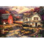 Puzzle  Grafika-T-00766 Chuck Pinson - Relaxing on the Farm