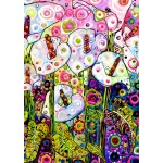 Puzzle  Grafika-T-00895 Sally Rich - Lillys