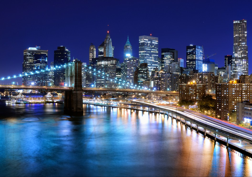 puzzle new york by night grafika 01150 1000 pi 232 ces puzzles 18467 | new york by night puzzle 1000 pieces 51704 1 fs