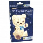 HCM-Kinzel-59191 Crystal Puzzle - Ours Henry Brun Clair