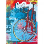 Puzzle  Heye-29600 Catherine Mackey : Red Limited