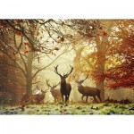 Puzzle  Heye-29805 Alex Saberi - Stags