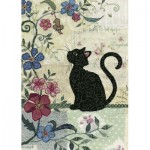 Puzzle  Heye-29808 Jane Crowther - Cat & Mouse