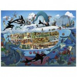 Puzzle  Heye-29925 Submarine Fun