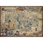 Puzzle   Monde des Pirates