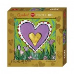 Puzzle   Stefanie Steinmayer - Hearts of Gold - Spring