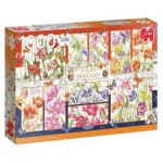 Puzzle  Jumbo-18852 Tulipes de Hollande
