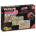 3 Puzzles - Wasgij Destiny - Collector's Box 1