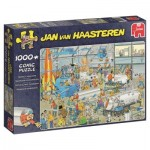 Puzzle   Jan Van Haasteren - Faits Saillants Techniques