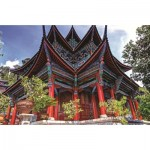 Puzzle   Temple Chinois