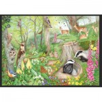Puzzle   Woodland Wildlife
