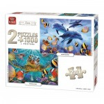 2 Puzzles - Sea Collection